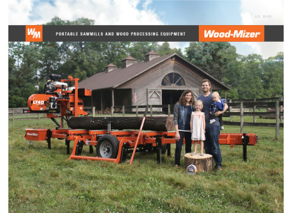 Woodmizer Sawmill For Sale >> Portable Sawmills Wood Mizer Wood Processing Equipment