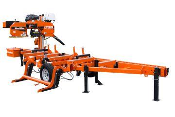 LT35 Hydraulic Sawmill