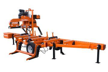 LT40 Hydraulic Sawmill