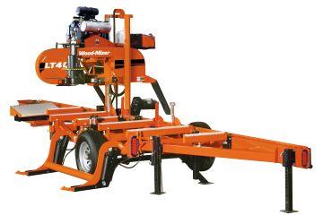 LT40 Super Hydraulic Sawmill