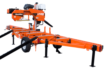 Used Portable Sawmills For Sale >> Portable Sawmills Wood Mizer Usa