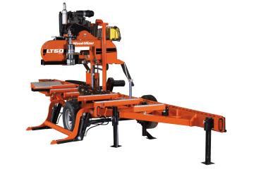 LT50 Hydraulic Sawmill
