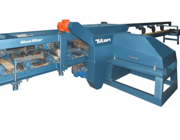 Wood-Mizer TITAN Industrial Automated Edger