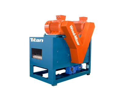 Wood-Mizer TITAN Industrial Multirip Edger