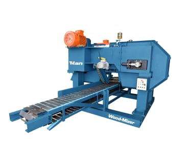 Wood-Mizer TITAN Industrial Twin Resaw