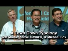A Town-Gown Typology