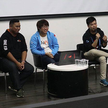 [Techno Fest 2017] Talkshow Seru di UMN Bareng Penggiat eSports!