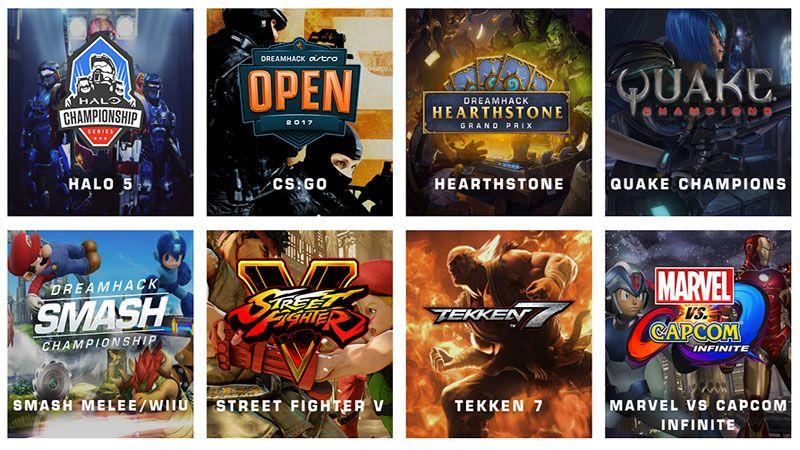 DreamHack Denver Segera Dimulai, Sajikan Ragam Kompetisi eSports Menarik!