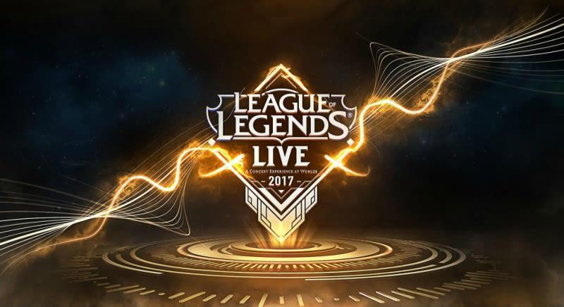 League of Legends Live: Konser ala Summoners di World Championship 2017