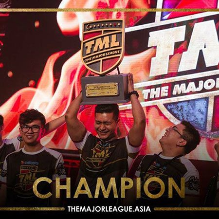 Tak Terbendung oleh EHOME, Execration Juara di The Major League Asia