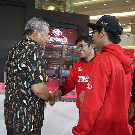Tampil Gemilang, PG.BarracX Jaga Asa Juarai New Blood Championships