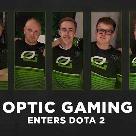 OpTic Gaming Usung The Dire dan Andalkan PPD Berkiprah di DOTA 2