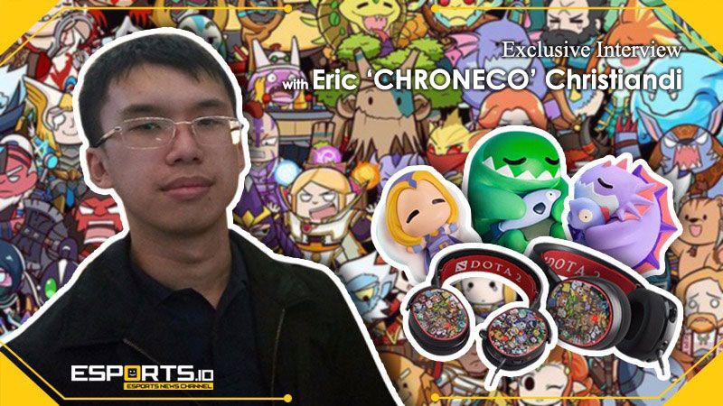 Eric 'Chroneco': Keisengan Bernilai Tinggi untuk Bahagiakan Banyak Orang