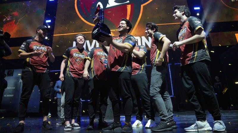 Renegades Bawa Pulang Trofi Juara StarLadder i-League Invitational Shanghai