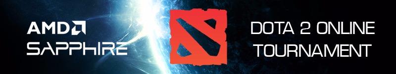 AMD Sapphire Dota 2 online tournament