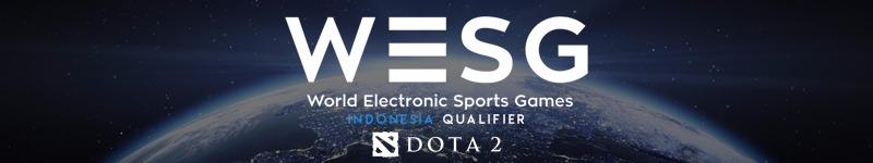 WESG DOTA 2 Indonesia Qualifier