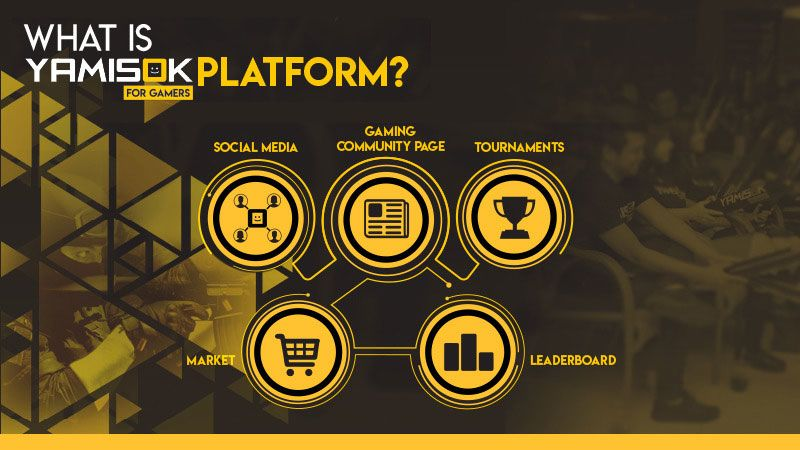 Lima Alasan Gamer eSports Wajib Gabung YAMISOK