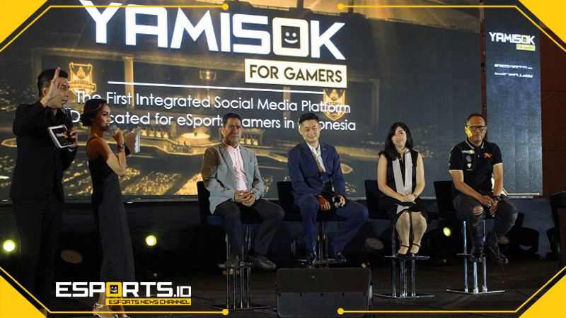 Kemeriahan Gala Dinner Yamisok Persatukan Seluruh Industri eSports Indonesia