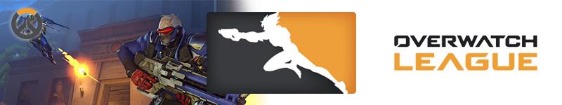 Overwatch League - Inaugural Season