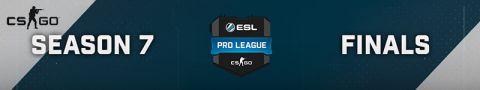 ESL Pro League Season 7 Finals