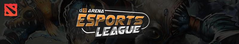 DA Arena Esports League Dota 2
