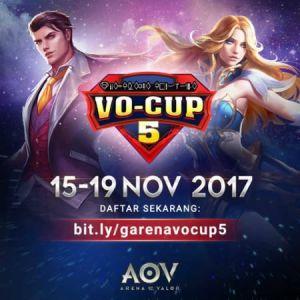 GARENA Hadirkan Valor Online Cup, Kesempatan Challengers Unjuk Kemampuan