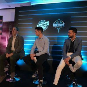 Mendobrak 'Tabu' dalam Esports, San Miguel Sponsori Team Heretics