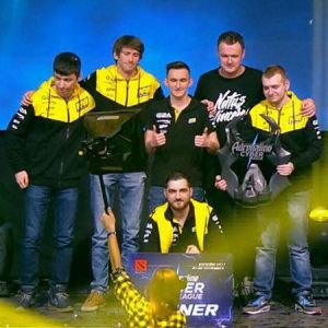 Juara di Adrenaline Cyber League LAN, Na'Vi Bungkam 'King of CIS'