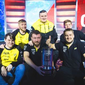 Na'Vi Juarai ASTRO Open DreamHack Winter 2017