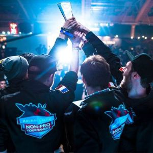 Perancis Juarai  AoV Non-Pro Tournament di DreamHack Winter 2017