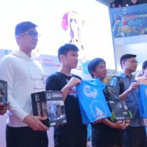 Tekken Tournament Turut Meriahkan Neo Comic Festival