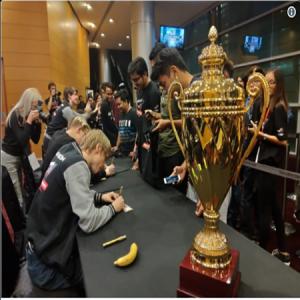 Pertempuran Sengit Warnai Perebutan Juara ROG Masters 2017