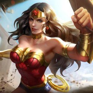 Seksi dan Tangguh, Wonder Woman Segera Hadir di Arena of Valor Indonesia!