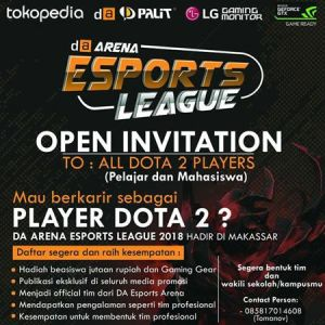 Digital Alliance Wadahi Kesempatan Berkarir Pro Player DOTA 2