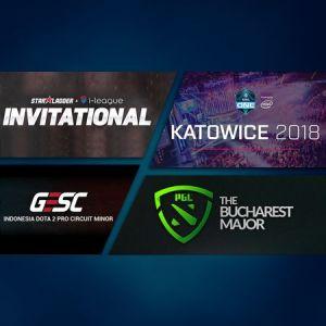 Pantau Jadwal dan Kualifikasi Padat Pro Circuit di Bulan Januari