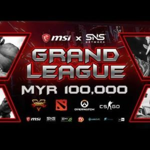 Pantau Aksi Bigetron.Tilt di Overwatch MSI Grand League 2018