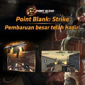Sajikan Update Baru Beraroma Lawas, Point Blank: Strike Rangkul Troopers PB!