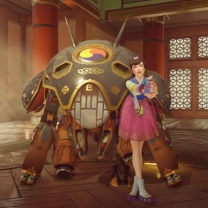 Overwatch Hadirkan Map Baru Sambut 'Year of the Dog'