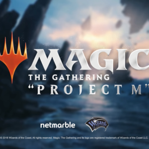 Netmarble Garap 'Project M', Magic: The Gathering Versi MOBA?