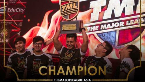 Tak Terbendung oleh EHOME, Execration Juara di The Major League Asia