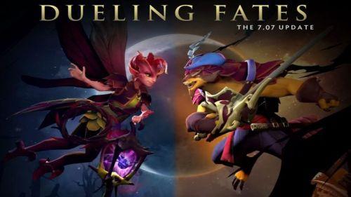 Takdir Baru Telah Menanti, DOTA 2 Dueling Fates Hadir Besok!