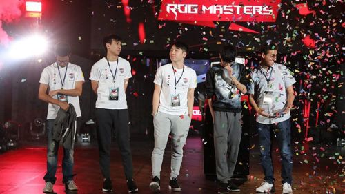 WG.Unity dan XctN Maju ke Babak Utama ROG Masters DOTA 2