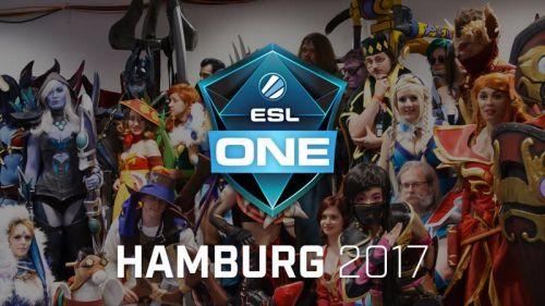 Rajutan Kisah Unik Dibalik ESL One Hamburg di Barclaycard Arena