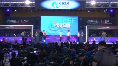 Tim forZe Kukuhkan Kemenangan di 9th IeSF World Championship 2017
