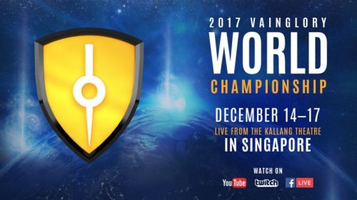 Menanti Kiprah Elite 8 di Kancah Vainglory Championship 2017
