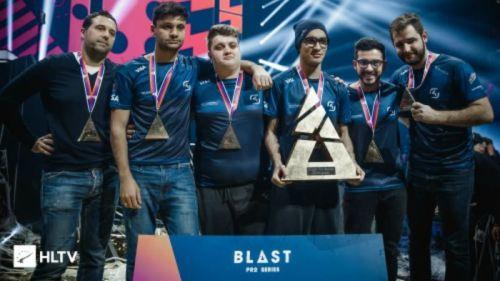 SK Gaming Kampiun di Blast PRO Series, Klaim Predikat Tim CS:GO Terbaik di Dunia