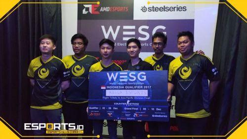 Tampil Gemilang, Recca Esports Jadi Juara WESG: Indonesia Qualifier!