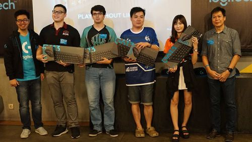 Tiga Wireless Gaming Anyar Logitech Siap Manjakan Gamer Indonesia