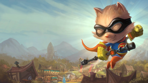 Teemo Adventure, Bocoran Game Terbaru Riot Games