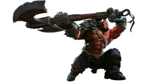 [GUIDE] Axe, Jenderal 'Rusuh' Berkekuatan Besar dan Padat Fungsi